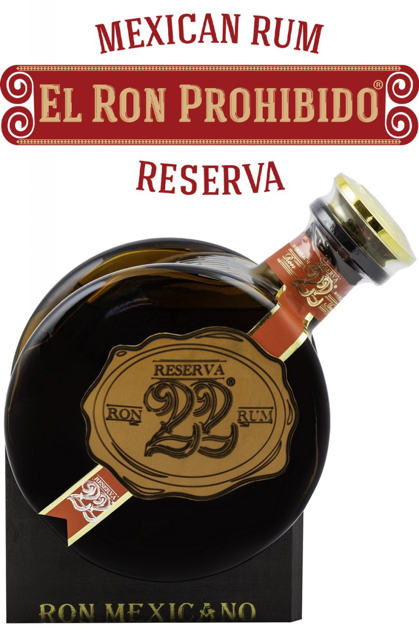 El Ron Prohibido Reserva 22 Rum
