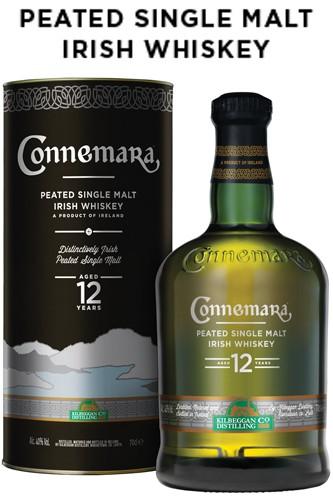 Connemara Peated 12 Jahre Irish Single Malt