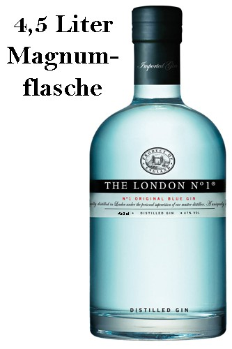 London No.1 Gin 4,5 Liter