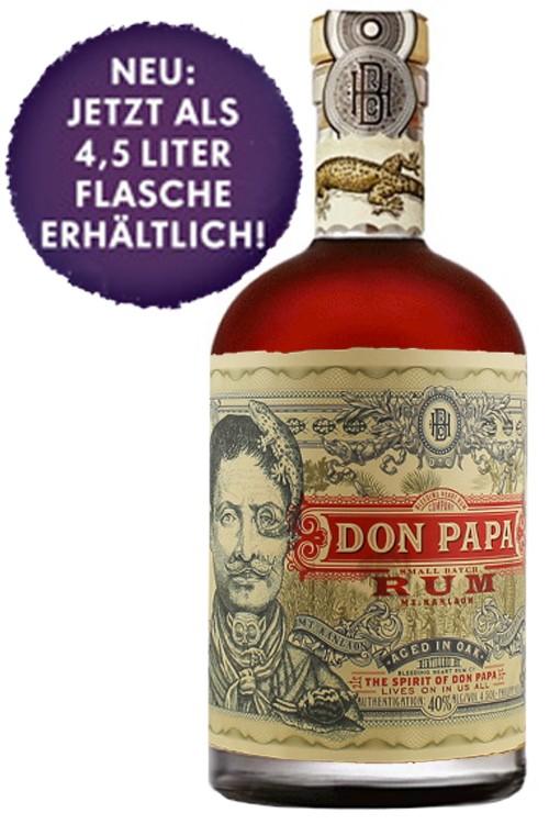 Don Papa 4,5 Liter Rum