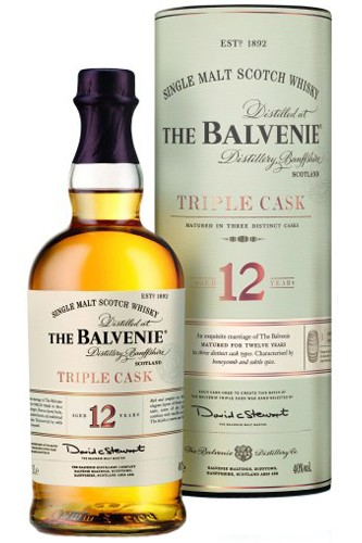 The Balvenie 12 Jahre Triple Cask Whisky