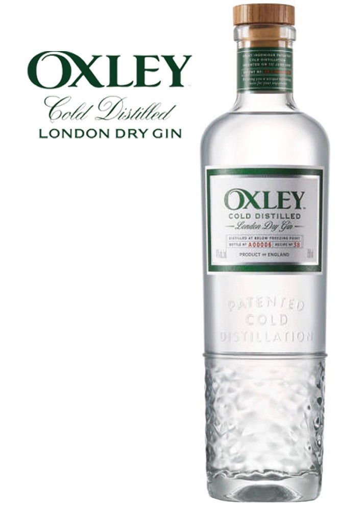 Oxley London Dry Gin - 0,7 Liter