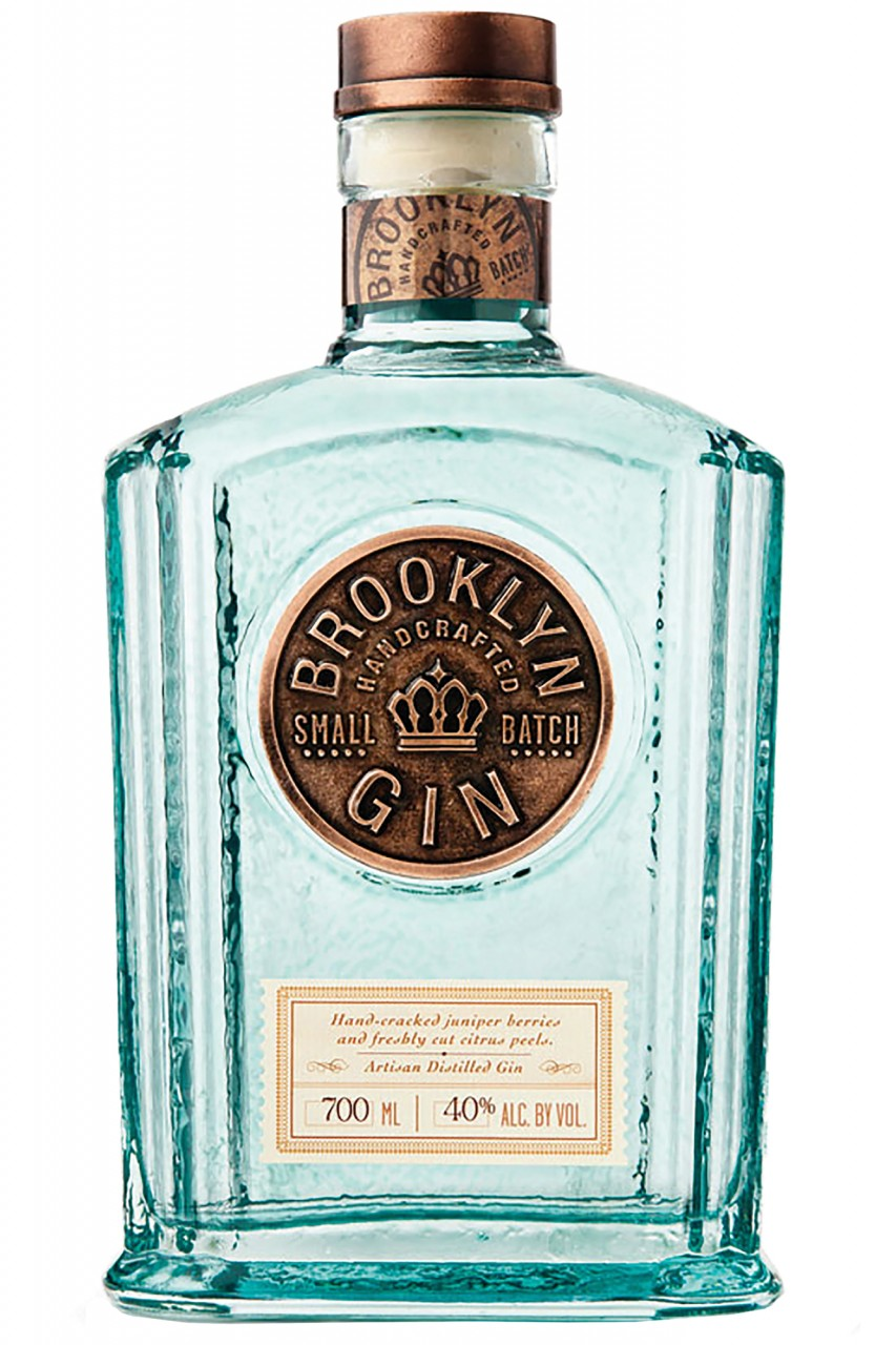 Broocklyn Small Batch Gin - USA