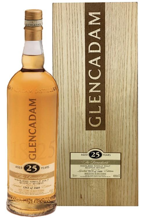 Glencadam 25 Jahre - Limited Edition