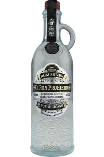 El Ron Prohibido Silver Rum