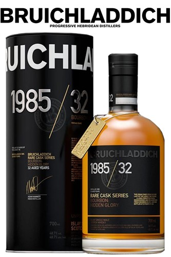 Bruichladdich 1985 / 32 Jahre Rare Cask Edition