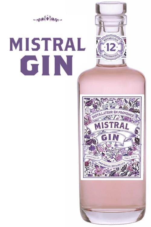 Mistral Gin aus der Provence