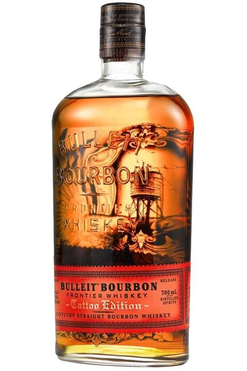 Bulleit Bourbon - Tattoo Limited Edition