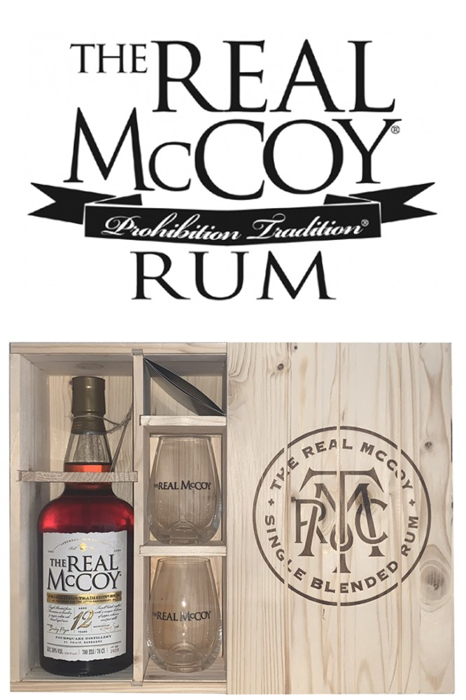 The Real McCoy 12 Jahre Prohibition Edition
