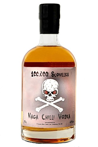 Naga Chili Vodka 100.000 Scovilles