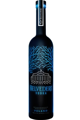 Belvedere Midnight Saber Vodka