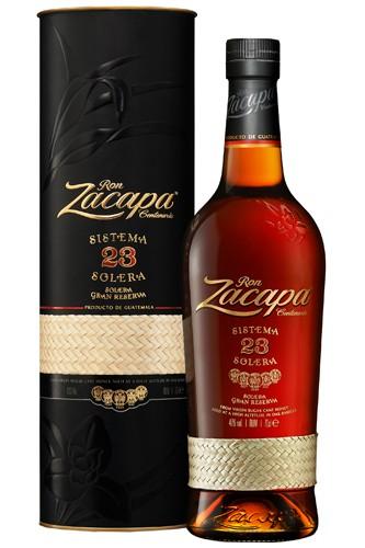 Zacapa 23 Gran Reserva Rum - 1 Liter