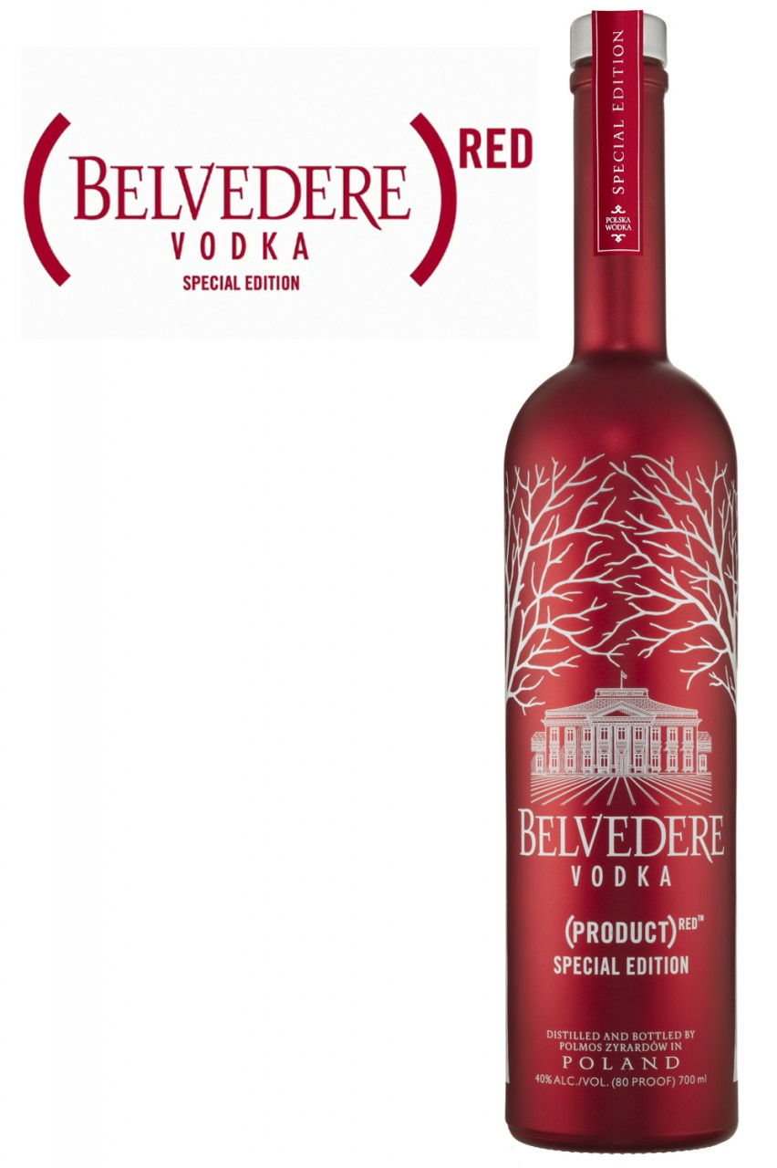 Belvedere Red Vodka Special Edition
