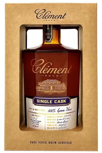 Clement Canne Bleue - Single Cask