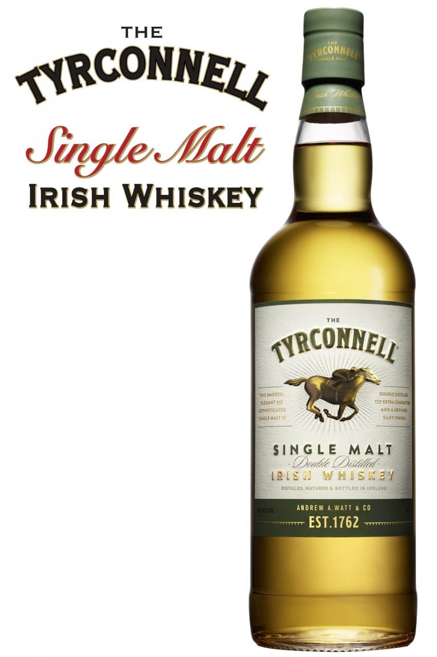 The Tyrconell Irish Single Malt Whiskey