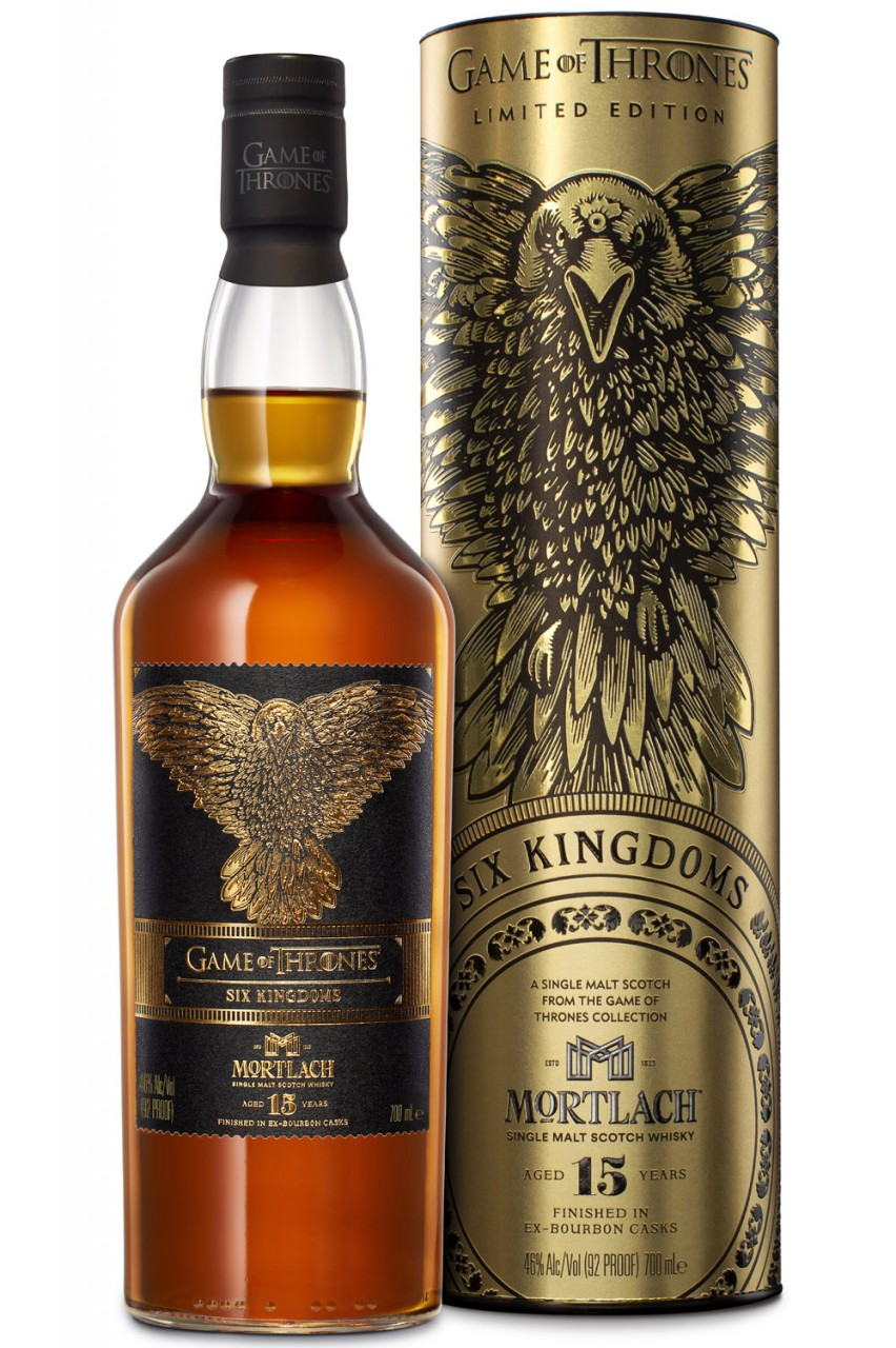 Mortlach 15 Jahre - Game of Thrones