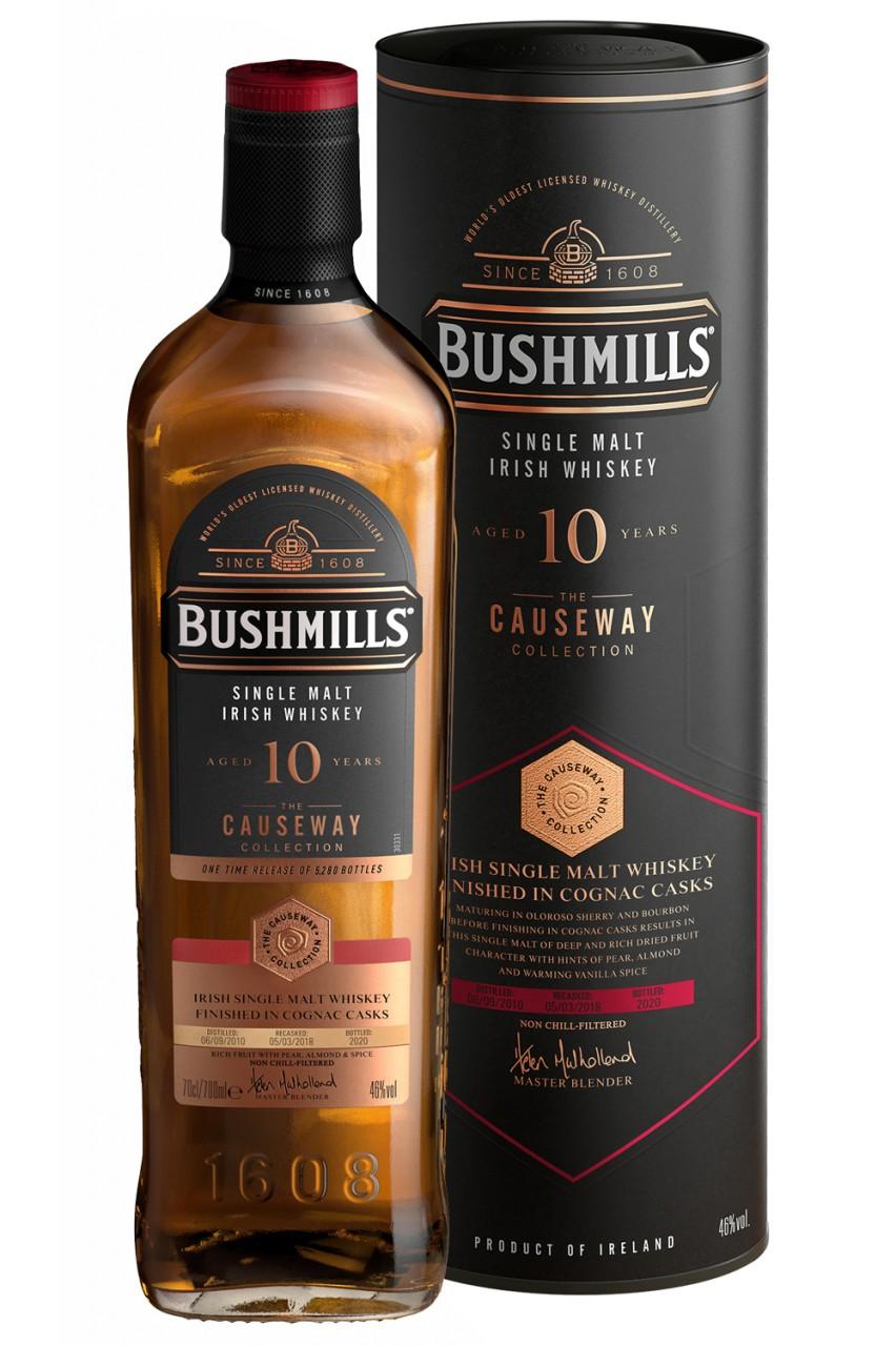 Bushmills 10 Jahre Cognac Cask