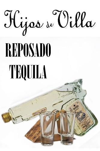 Hijos de Villa Revolver Reposado Tequila