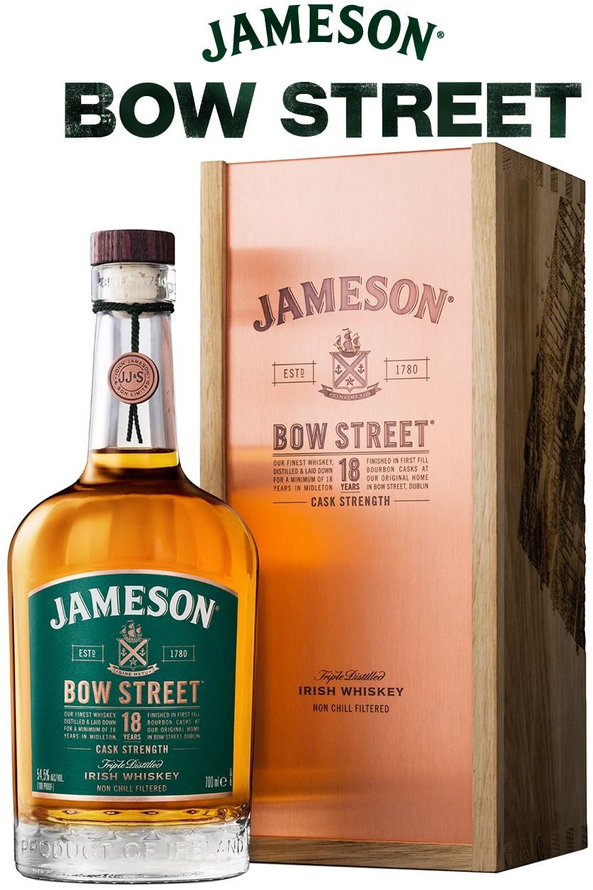 Jameson 18 Jahre Bow Street