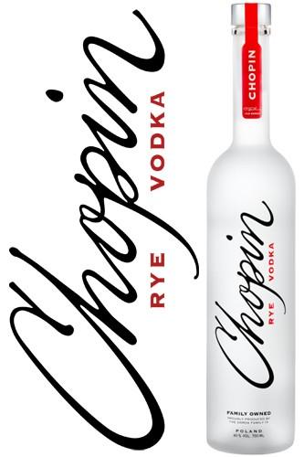 Chopin Rye Premium Vodka