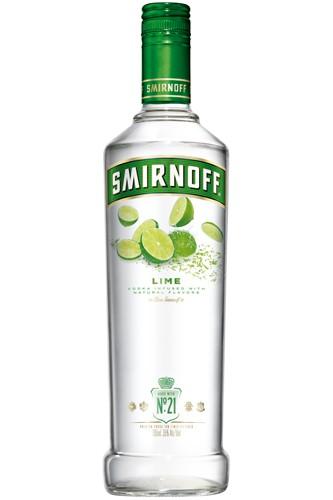 Smirnoff Lime Vodka