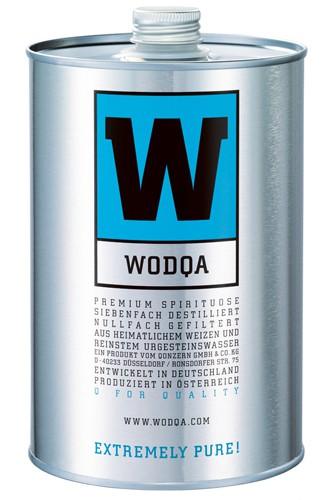 WODQA Vodka - 1 Liter