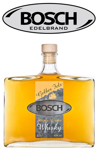 Bosch Gelber Fels Grain Whisky