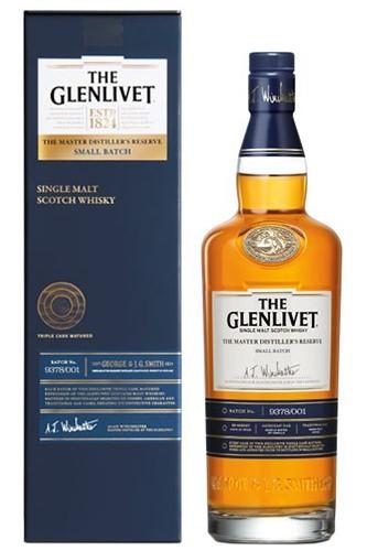 Glenlivet Master Distillers Small Batch 0,7 Liter