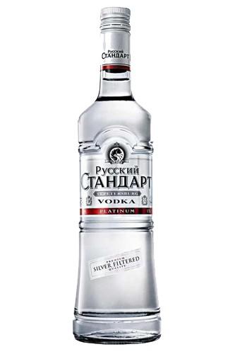 Russian Standard 0,7 l Platinum Vodka