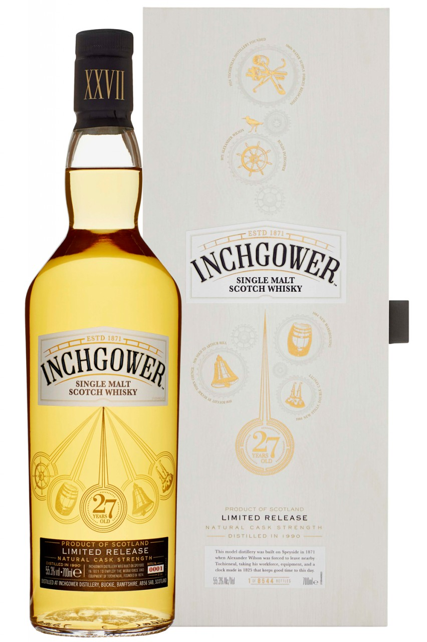 Inchgower 27 Jahre - Special Release