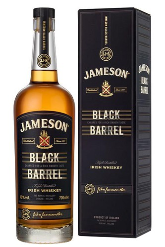Jameson Black Barrel