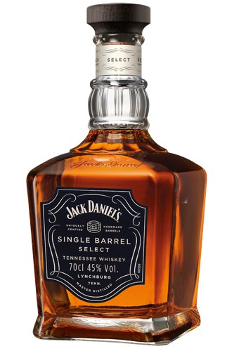 Jack Daniels Single Barrel Whiskey 45%