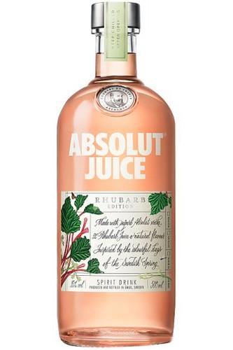 Absolut Rhubarb Juice Edition - 500 ml
