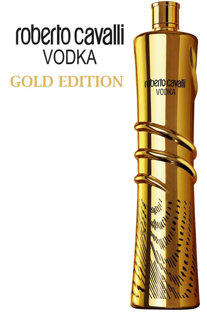 Roberto Cavalli Gold Edition Vodka