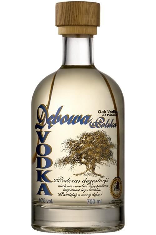 Debowa Polska Oak Wodka