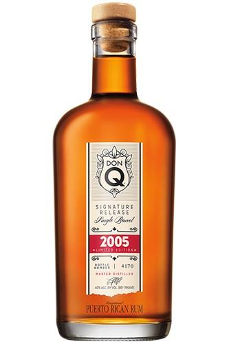 Don Q Single Barrel 2005 Rum