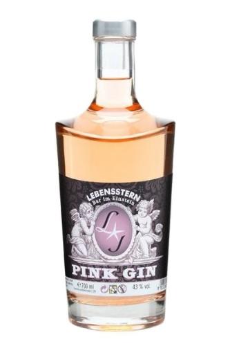 Lebensstern Pink Gin