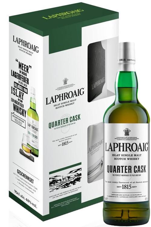 Laphroaig Quarter Cask Whisky Geschenkset
