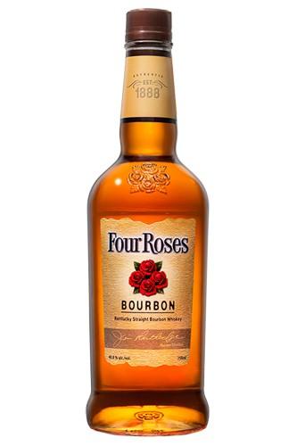 Four Roses Bourbon Yelllo Whisky