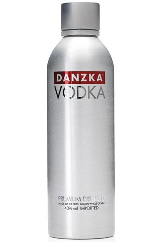 Danzka Red Vodka - 1 Liter
