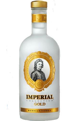 Zarskaja Gold Vodka 1,75 Liter