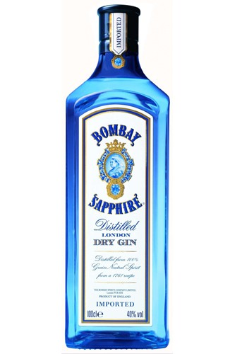 Bombay Sapphire Dry Gin 1 Liter