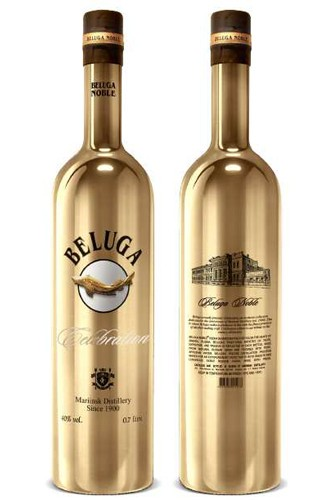 Beluga Celebration Vodka