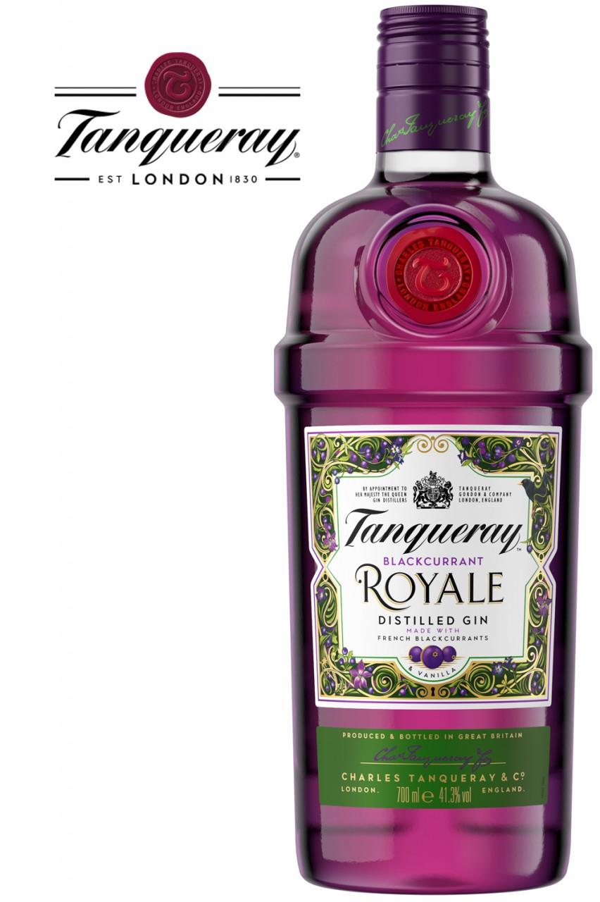 Tanqueray Blackcurrant Royal Gin