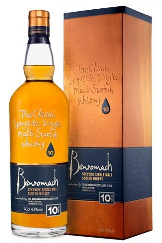 Benromach 10 Jahre Whisky