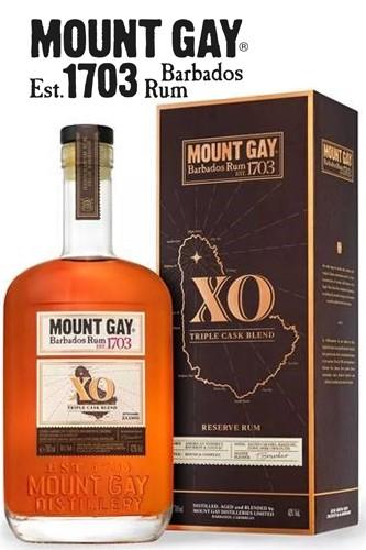 Mount Gay XO - Triple Cask Edition