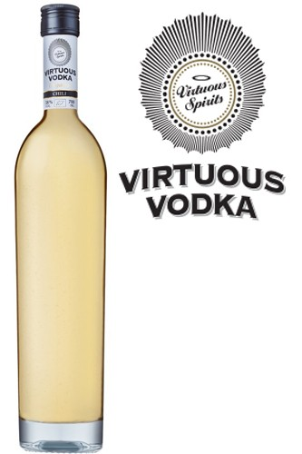 Virtuous Chili Vodka