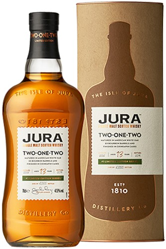 Isle of Jura TWO-ONE-TWO - 13 Jahre