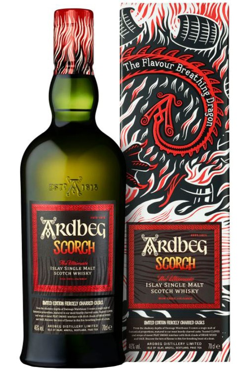 Ardbeg Scorch - Limited Edition