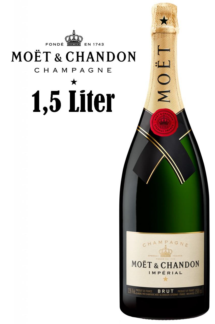 Moët & Chandon Brut Imperial - 1,5 Liter Magnum Champagner